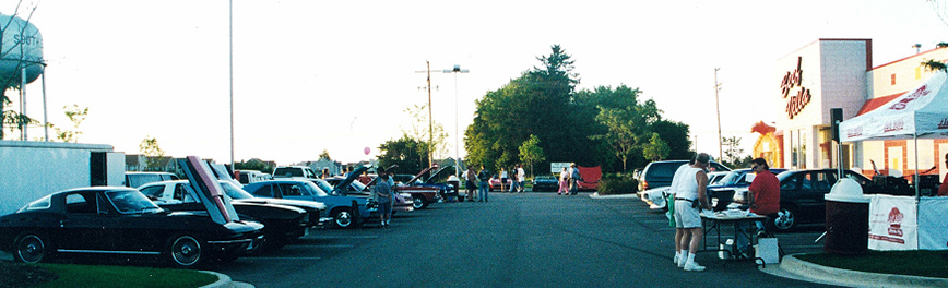 Beef Villa Cruise Night