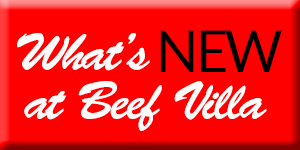 What's New at Beef Villa